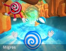 Migros Säntispark Canyon Game